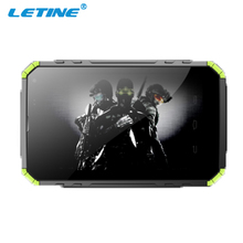 Customize 4G LTE Dual Sim Rugged MID Industrial Medical Device 3GB / 32GB 13MP Camera 8 inch RFID Fingerprint Scanner Tablet PC