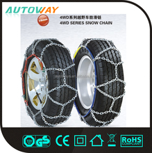 Hot-sale Chains For Wheel 4WD Series snow Chains ,4x4 Snow Tire Car Chains For SUV