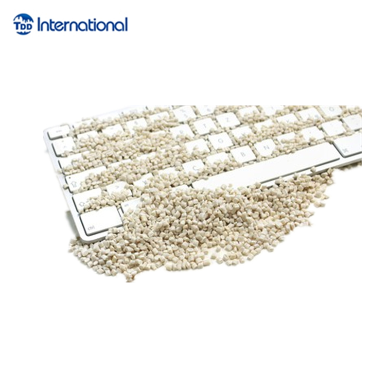 Plastic material white masterbatch with high density good price
