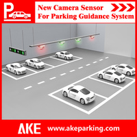 AKE car parking solution based on parking guidance system