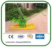 new condition agriculatural 2 rows manual rice transplanter for sale