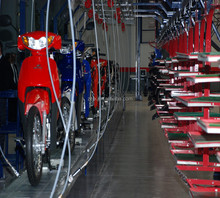 Motorcycle Production Line