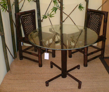 THANH DINING SET, BAMBOO FURNITURE