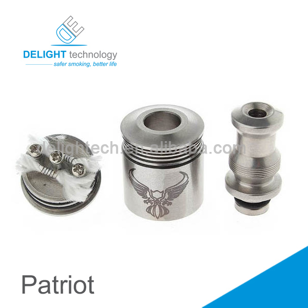 Wholesale new england patriots rebuildable atomizer