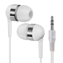 Dongguan headsets wired airline mono earphone disposable earphones for mobile phone with free <strong>samples</strong>