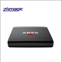 Wholesale Android Smart TV Rockchip RK3229 Internet Set Top Box TV Media Black 4k OTT TV Box