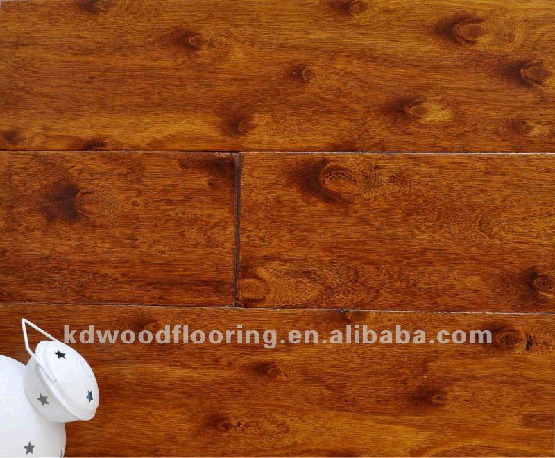 KANGDA Stylish Meranti engineered wood flooring