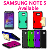 wallet card-slot pu leather cell mobile phone case for Samsung galaxy note 5