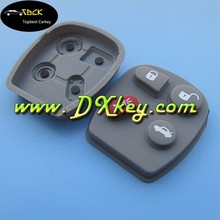 key cover 4 button replacement button car remote control case blank key fobs for GM