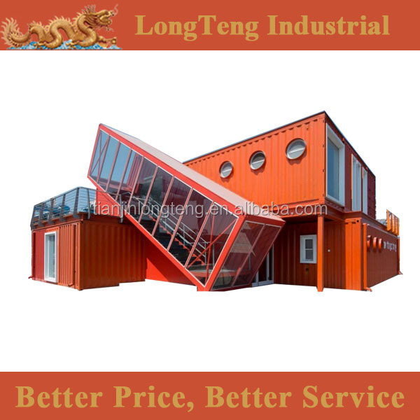 Customized 40 feet Europe Container Houses From China