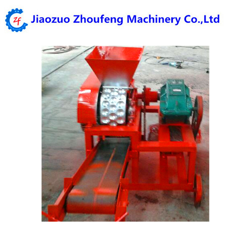 Hookah shisha charcoal briquette making machine