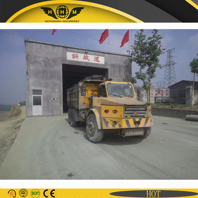 TRUCK FOR TUNNEL WORK FOR SALE WITH HIGH QUALITY AND GOOD SPEED