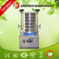 Test vibrating sieving shaker for laboratory