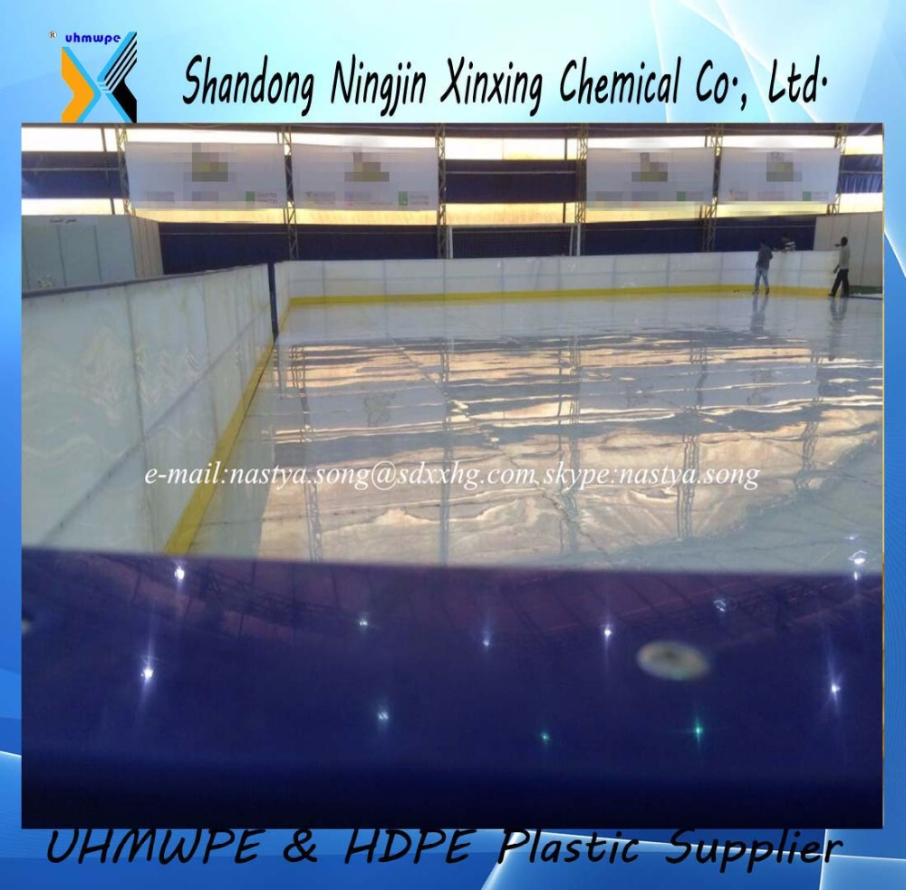 Durable plastic floor for volleyball or Basketball court/ice rink for hockey court