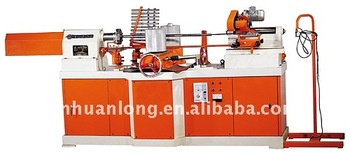 LW-2D Paper Pipe Spiral Tube Winder Forming Machine