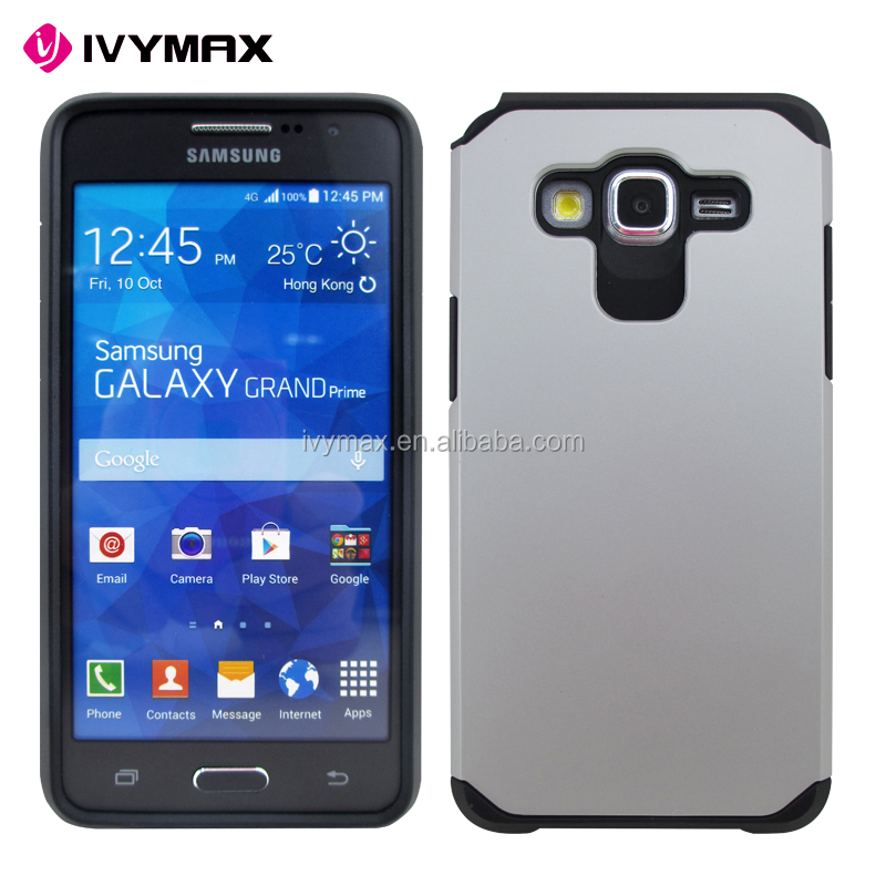 Wholesale china import armor combo case rubber ultra slim mobile accessories for samsung G530