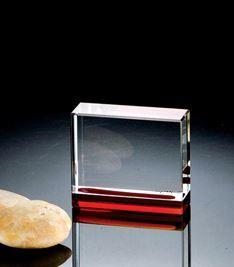 Glitta alibaba exquisite plane block crystal