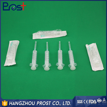 High quality safety plastic large syringe