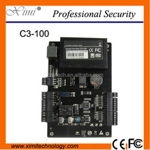 Good quality zk 1,2,4 doors access control system RFID access control access control board with TCP/IP free software