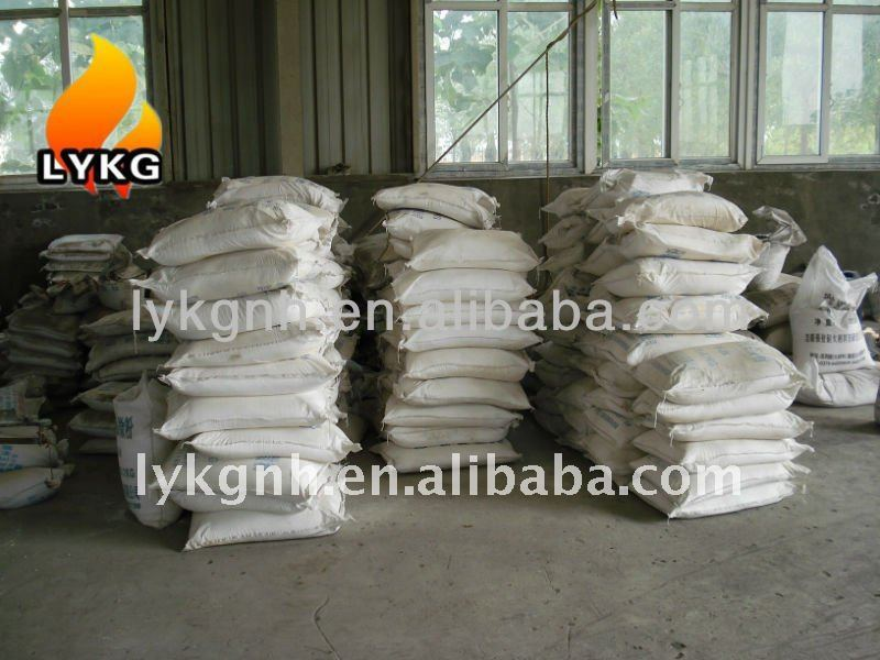 High quality refractory cement