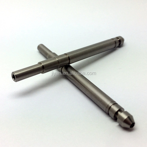 High quality slotted long 6mm eccentric turning shaft machining shaft