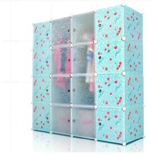 hot sale customized furniture cheap bedroom wardrobes FH-AL0054-16