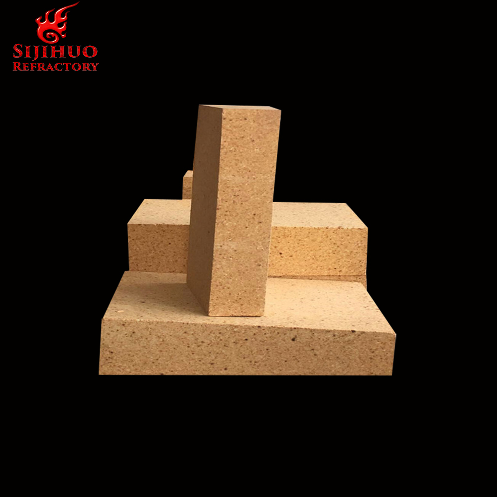 Furnace and coke oven refractory fire clay bricks for sale