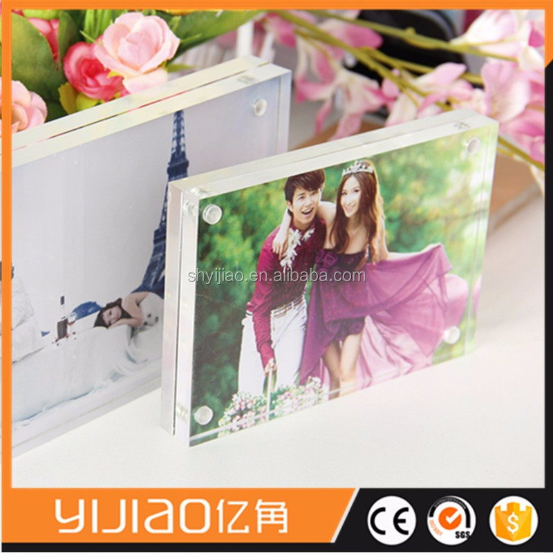 Fashion decorative resin butterfly picture frame