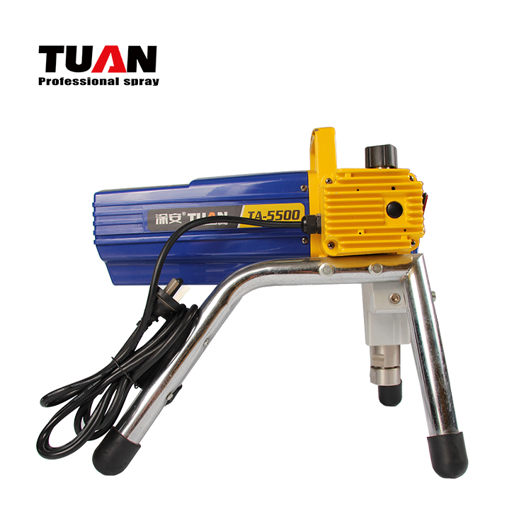 Best price airless paint sprayer spray gun switch tip for repairing
