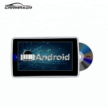 2017 new 10.1inch headrest monitor android 5.1.1 car dvd player