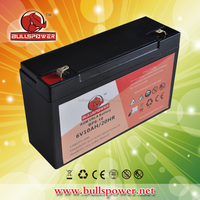 Sunrise rechargeable 6v 10ah first power battery