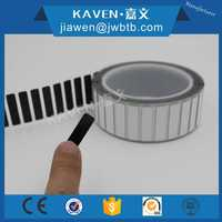China Manufacturer Self Adhesive Vulcanization Tire Tyre Barcode Labels