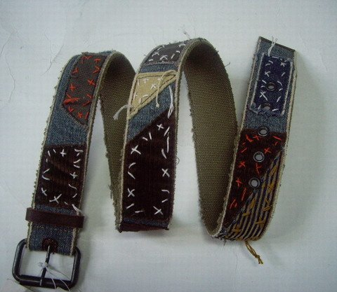 Fabric belt/Fashionable belt
