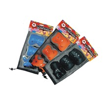 Skateboard & Bicycle Protector Set(2 knee pads+2 elbow pads+2 wristguards)