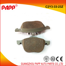 automotive parts fiat brake pad for mazda parts