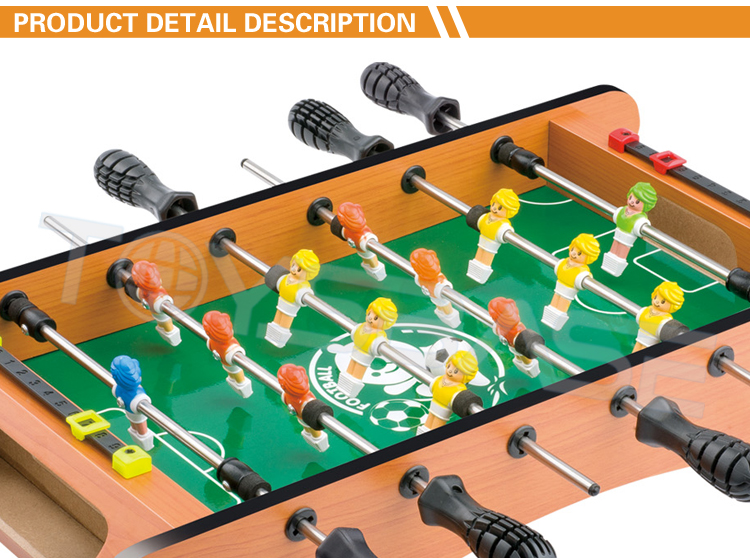 Hot Selling Mini Indoor Football Toy Soccer Table Game