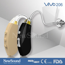 Three Colors Digital BTE Hearing Aid VIVO 206 Wholesale