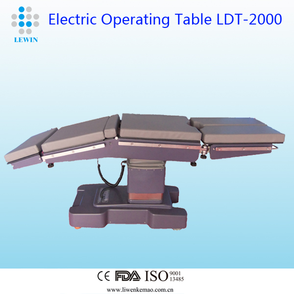 Multifunctional four sections Electric hydraulic operation table LDT-2000A
