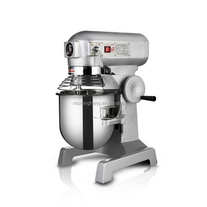 Planetary cake mixer 10L planetary mixer for cake