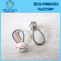 Zinc Alloy button extenders for men women and maternity