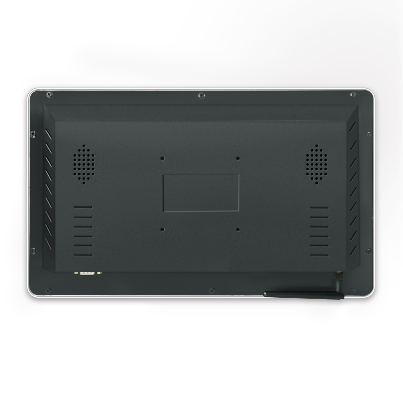 Metal housing 15.6 inch android industrial panel pc for intercom system