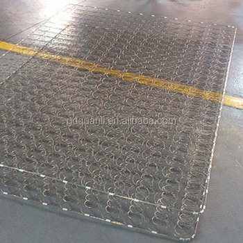 mattress compression bonnell Spring unit for mattress in Foshan HM-100
