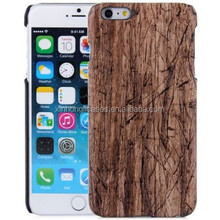 Practical Plastic Wood Texture Pattern Protective Case for iPhone 6 Plus - 5.5 inches, For IPhone 6 Plus Wood Pattern Case