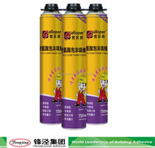 Factory Sale excellent quality high grade pu foam sealant with fast delivery