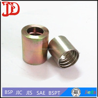 Galvanized Hydraulic Hose Protect Bushing,Hose Ferrule Fittings