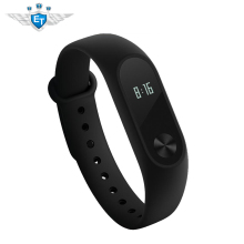 Global Version Xiaomi Mi Band 2 miband 2 Smartband OLED display touchpad heart rate monitor fitness tracker