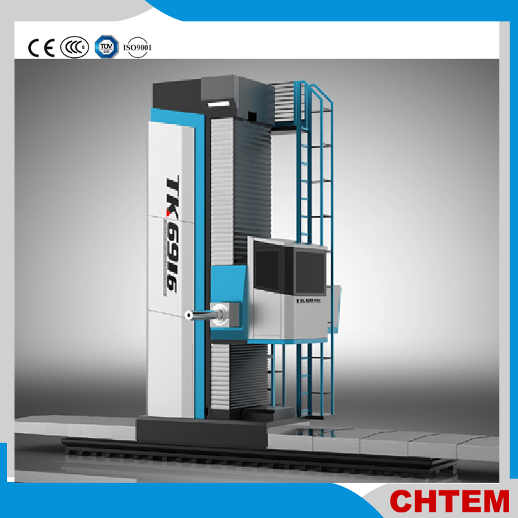 TK6916 borehole drilling machine with high power engine