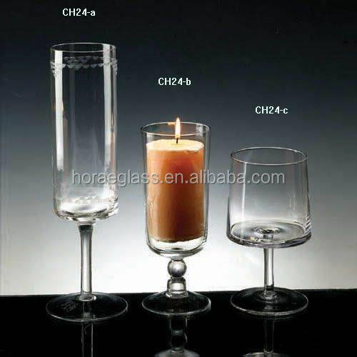 Glass tube cylinder shape floor candle holder for wedd/Wholesale Clear Glass Candle Holder for Centerpiece /Votive candle holder