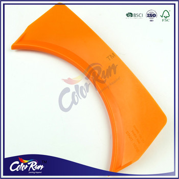 ColorRun multifunctional plastic flexible paint can spout