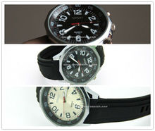 skype watch, stainless steel back silicone hand wathes alibaba cn